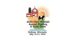 American Society of Animal Science (ASAS) 2020 Annual Meeting