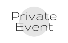 Private Convention with Trade Show