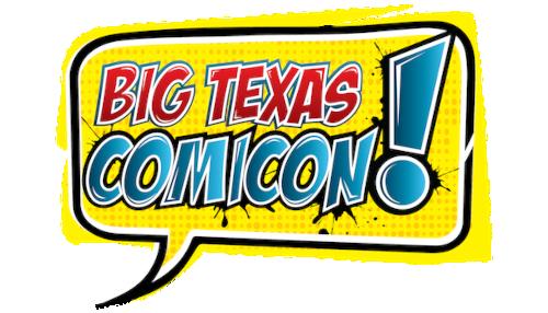 Texas Comicon / Big Tex Comicon
