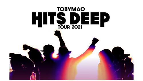 Toby Mac Hits Deep 2021